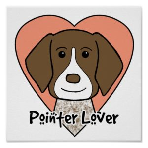 German Shorthaired Pointer Lover Poster
