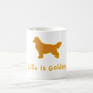 Life is Golden Coffee Mug