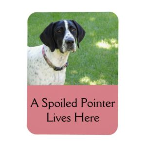 Pointer Love Magnet