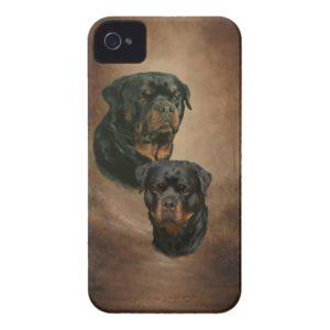 Rottweiler Case-Mate iPhone Case