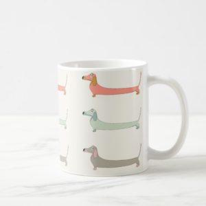 Dachshund Mug! Coffee Mug