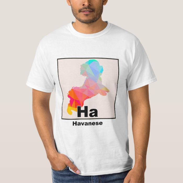 Elemental Havanese T-Shirt