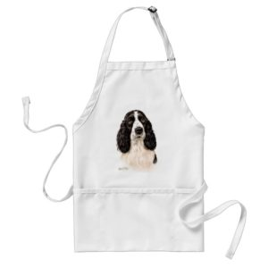 English Springer Spaniel Adult Apron