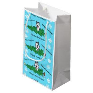 Happy Howlidays Bag