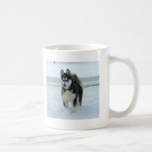 Here's Trouble Coffee Mug