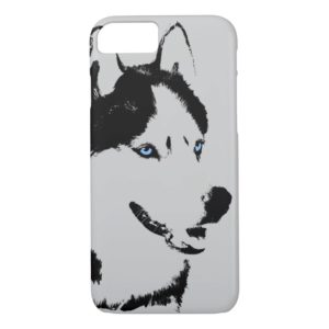Husky iPhone 7 case Siberian Husky Malamute Cases