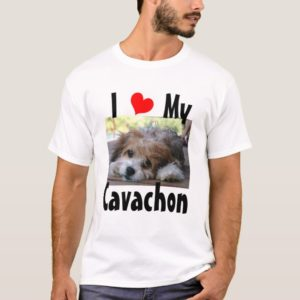 I Love My Cavachon T-Shirt