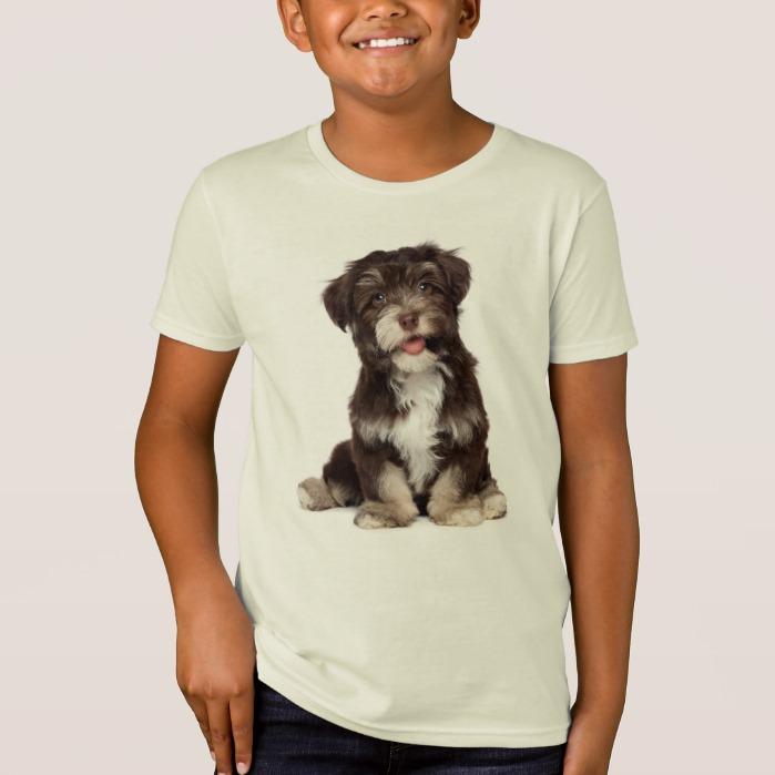 Love Havanese Puppy Dog Tee Shirt