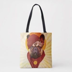 Pardon My French Chill Dude Tote