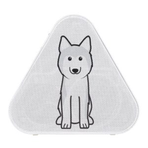 Siberian Husky Dog Cartoon Bluetooth Speaker