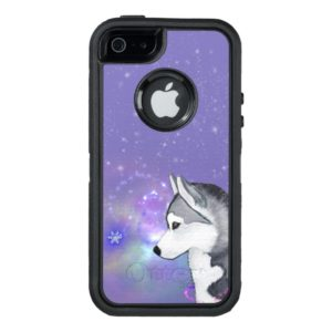 Siberian Husky OtterBox Defender iPhone 5/5s Case