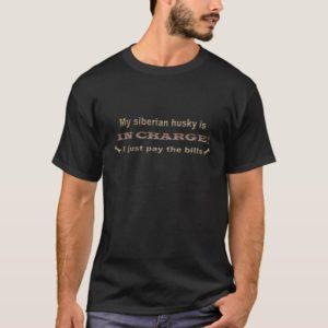 siberianhusky T-Shirt