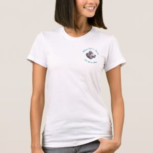 When Life Is Hard (Siberian Husky) T-Shirt